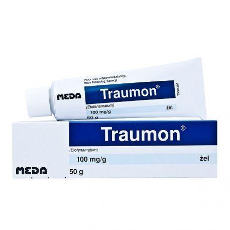Traumon - żel * 50 g