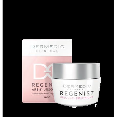 Dermedic Regenist * Stymulująco-regenerujący krem na noc * 50 g