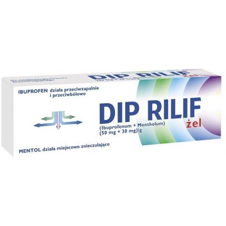 Dip Rilif - żel * 50 g
