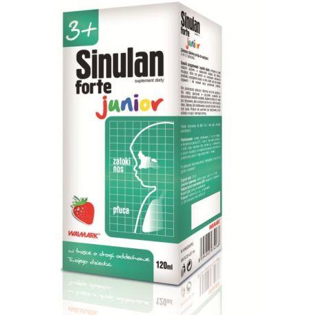 Sinulan Forte JUNIOR - płyn * 120 ml