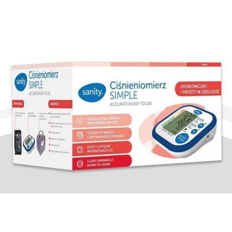 Ciśnieniomierz Simple Sanity TMB - 1491 * 1szt