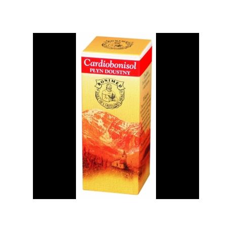Cardiobonisol - płyn doustny * 100 g