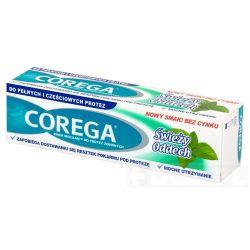 Corega - Świeży Oddech * Krem mocujący do protez * 40 ml