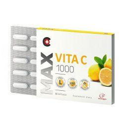 Max Vita C - 1000 mg * 15kaps