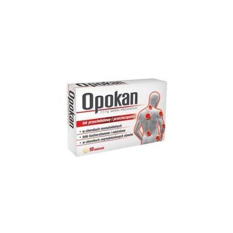 Opokan - 7, 5 g * 10 tabletek