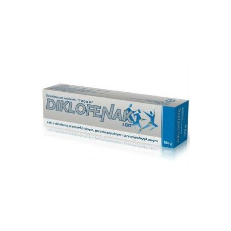 Diklofenac LGO - żel * 100 g