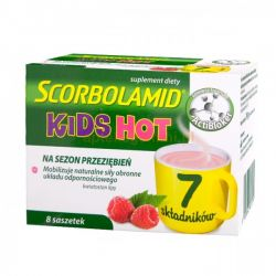 Scorbolamid - KIDS Hot * 8 saszetek