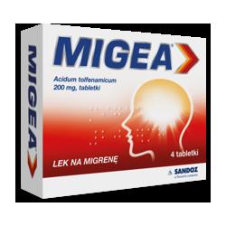 Migea 0,2g * 4 tabletki