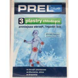 Prel Blue - Plaster chłodzacy * 3 szt