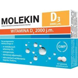 Molekin D3 *  60 tabl
