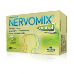Nervomix Control * 20 kapsułek