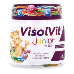 Visolvit Junior - żelki * 50 szt