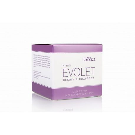 Evolet - krem na blizny i rozstępy * 150 ml