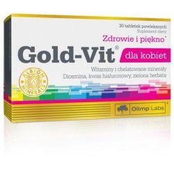 OLIMP Gold-Vit -  dla Kobiet * 30 tabletek