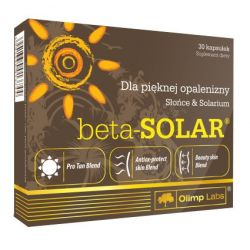 Olimp beta solar,  30 kapsułek