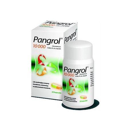 Pangrol 10 000 * 50 kaps.