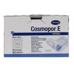 Opatrunek jałowy COSMOPOR E * rozm 20x 8cm - 25szt