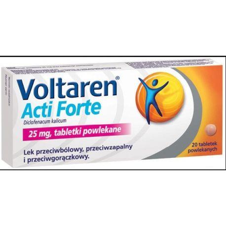 Voltaren Acti - Forte * 20 tabletek