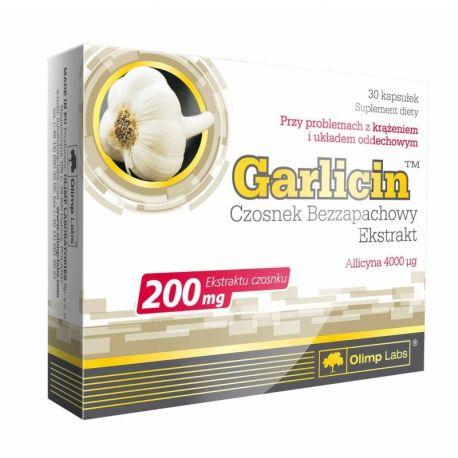 Olimp - Garlicin * 30 kapsułek
