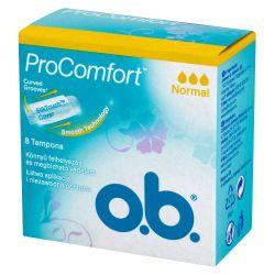 OB Pro Comfort Normal * Tampony higieniczne * 8 szt