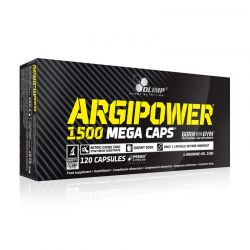 Olimp Argi Power 1500mg * 120 Mega Caps