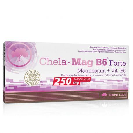 Olimp Chela-Mag B6 Forte * 60 Mega Caps