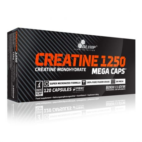 Olimp Creatine 1250mg * 120 Megs Caps