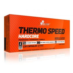 Olimp Thermo Speed Hardcore * 120 Mega Caps