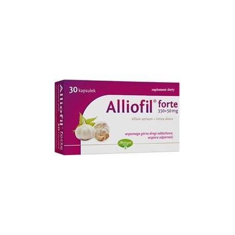 Alliofil Forte * 30 kaps