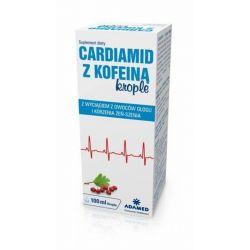 Cardiamid z kofeiną - krople * 100 ml