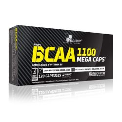 Olimp BCAA 1100mg * 120 Mega Caps