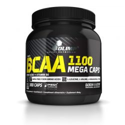 Olimp BCAA 1100mg * 300 Mega Caps