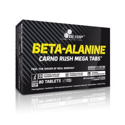 Olimp Beta-Alanine Carno Rush * 80 Mega Taps