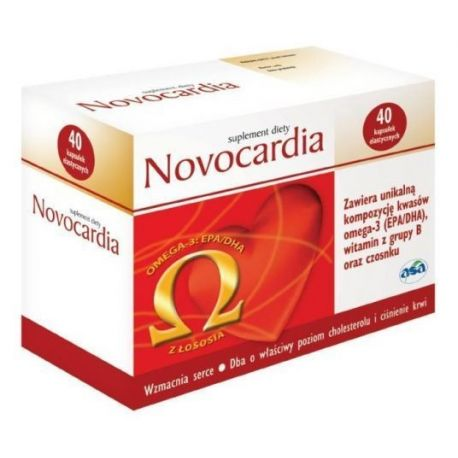 Novocardia * 40 kaps