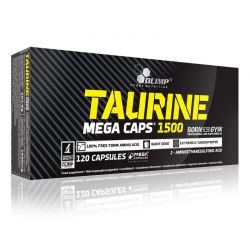 Olimp Taurine 1500mg * 120 Mega Caps