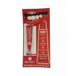 Ajona stomaticum * koncencentrat  pasty do zębów * 6 ml