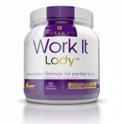 Olimp Work It Lady * pomarańcz * 337 g