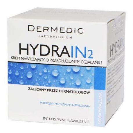 Dermedic Hydrain 2 *  Krem intensywnie nawilżający * 50 ml