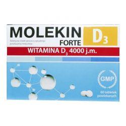Molekin D3 Forte 4000 j.m. * 60 tabl