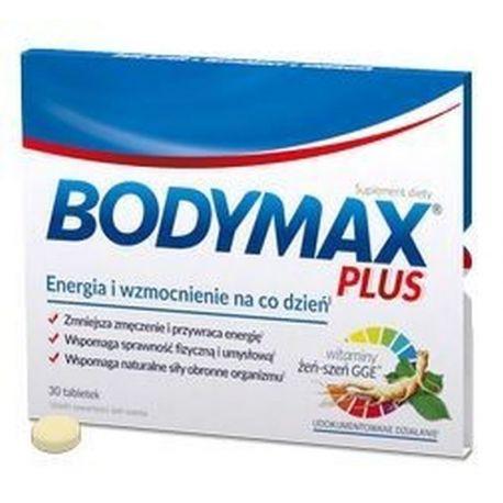 Bodymax Plus * 30 tabl