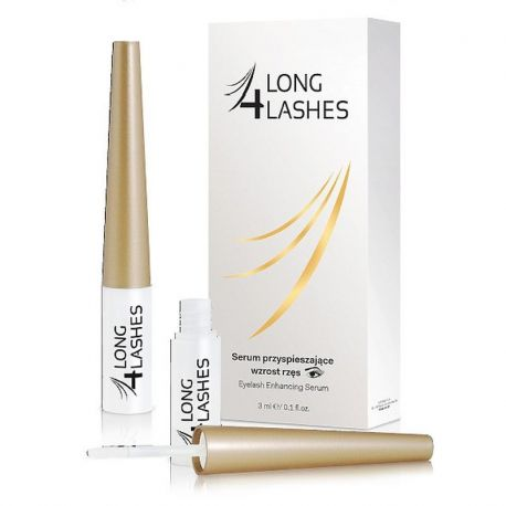 Long 4 Lashes * Serum pielęgnacyjne do rzęs * 3 ml