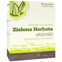 Olimp Green Tea .zielona herbata  * 60 kaps