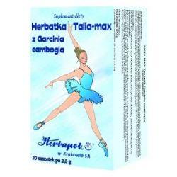 Herbapol * Herbatka - Talia Max z garcinia cambogia  * 20 saszetek