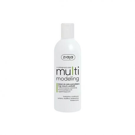 Ziaja Multimodeling,* balsam do ciała - wysmuklający * 270 ml