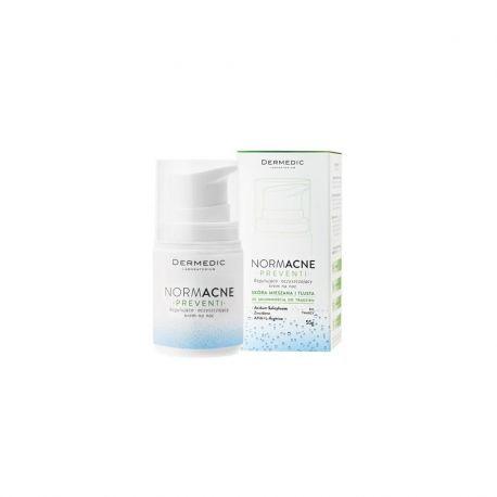 Dermedic Normacne Preventi * Krem regulująco-oczyszczający na noc * 55 g