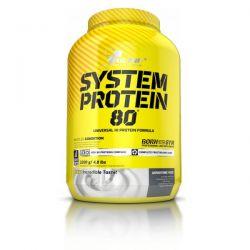 Olimp System Protein 80 * truskawka * 2200g