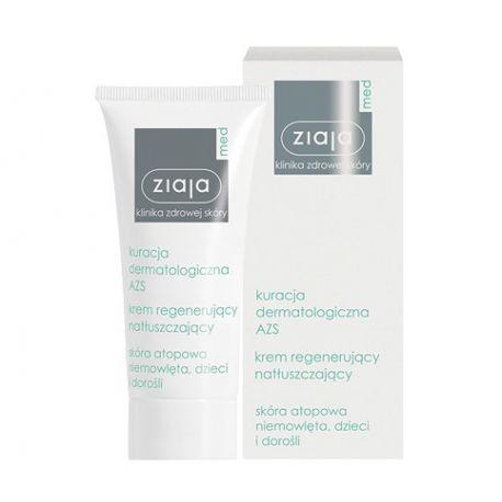 Ziaja Med AZS * Krem regenerująco - natłuszczający * 50 ml