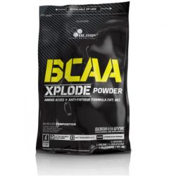 Olimp BCAA Xplode * fruit punch * LIMITED EDITION*  600g + 100g Gratis !