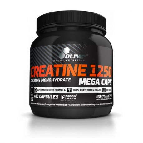 Olimp Creatine 1250mg * 400 Megs Caps