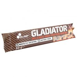 Olimp Gladiator High Protein Bar * browni * 60g